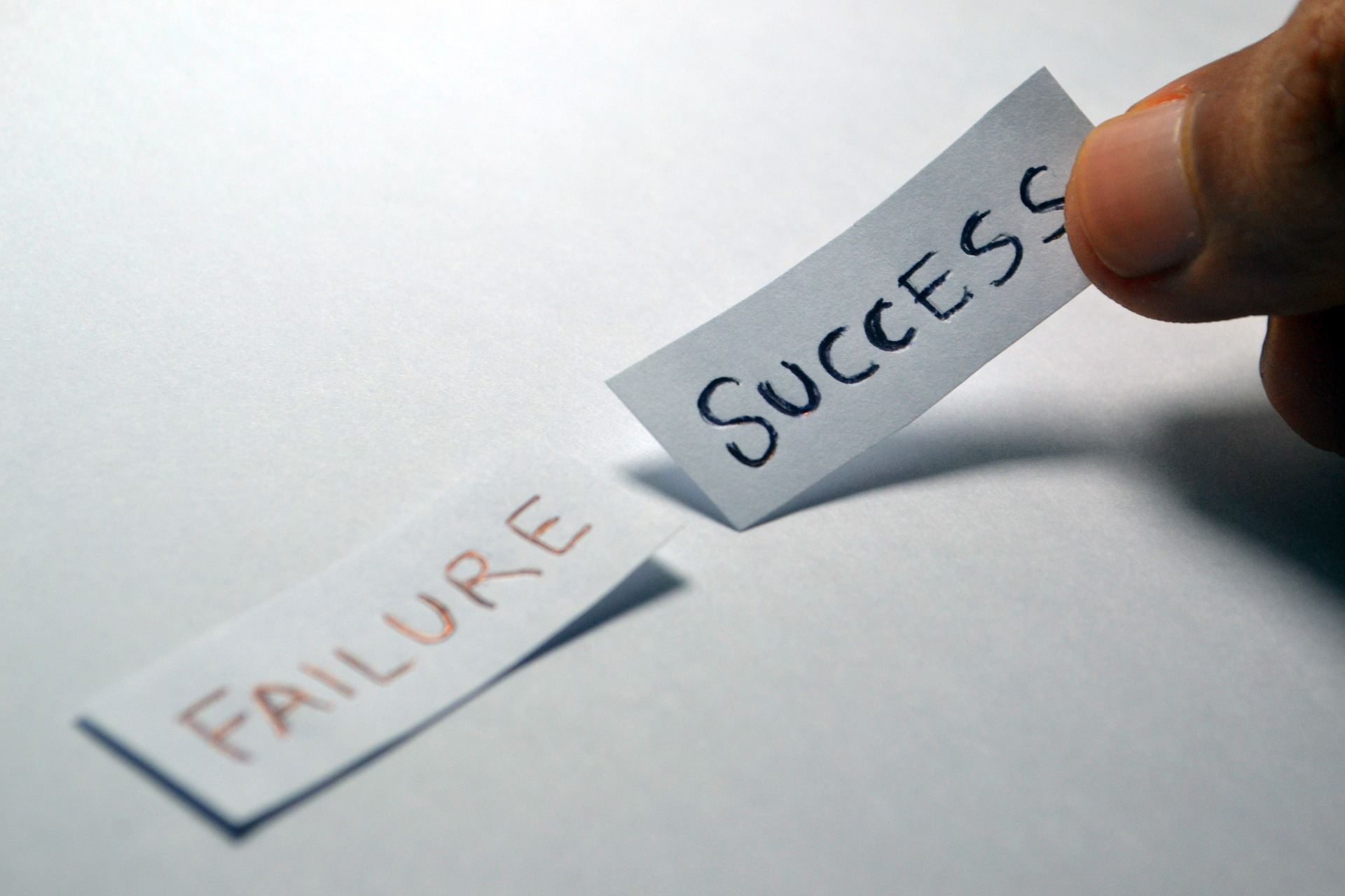 How To Overcome Fear Of Failure