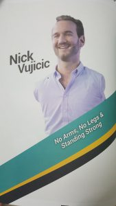Life Story Of Nick Vujicic
