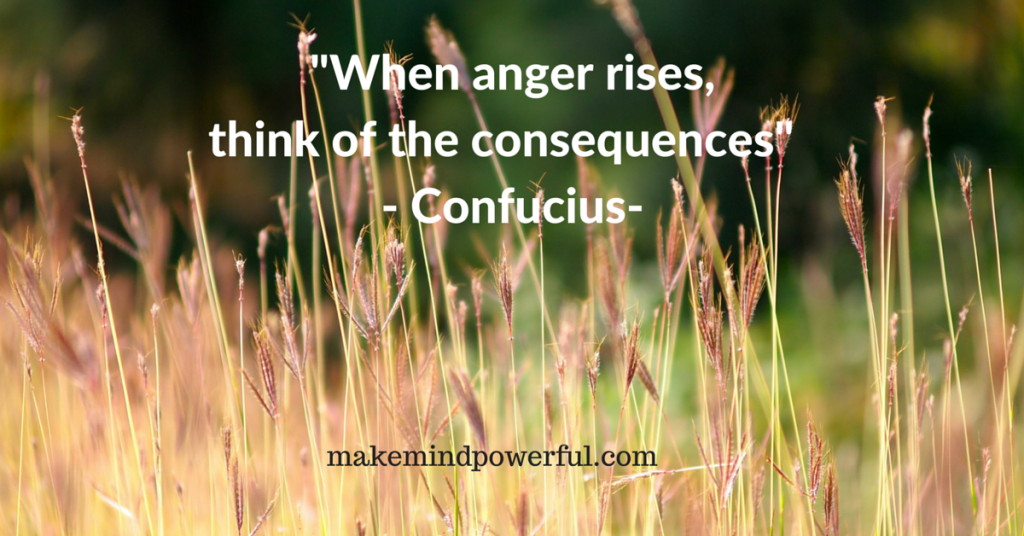 How To Let Go Of The Anger Before