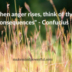 How To Let Go Of The Anger Before It Consumes You
