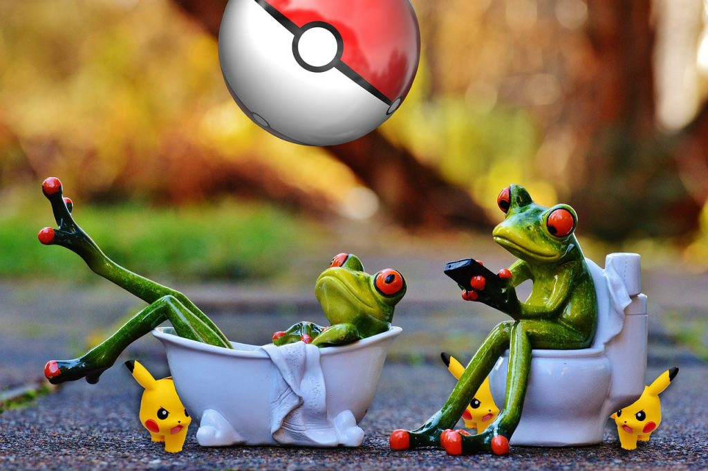 How To Stay Focused On Your Goals - For Pokemon Go Addicts