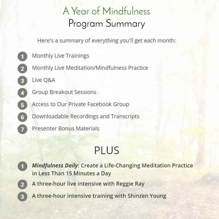 A Year Of Mindfulness : Would You Tame Your Monkey Mind This Year?