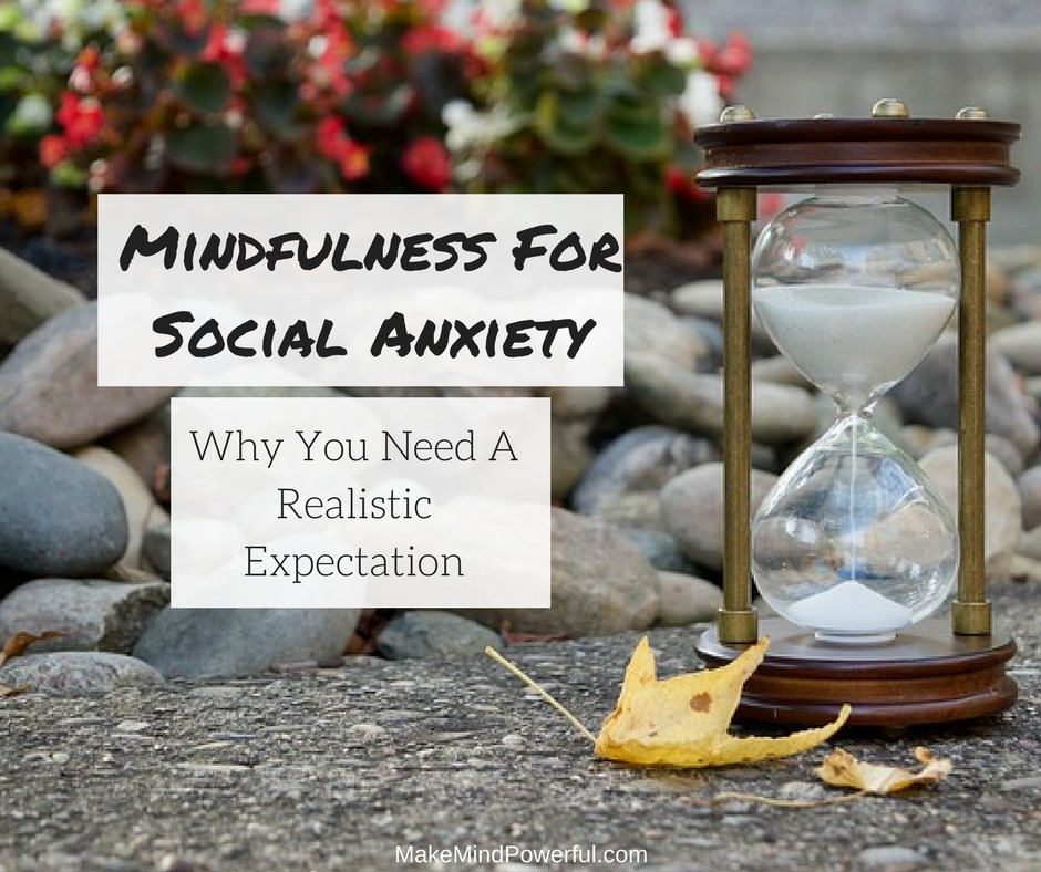 Mindfulness For Social Anxiety
