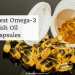 Best Omega 3 Fish Oil Capsules Supplements 2018