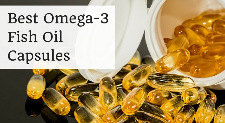 Best omega 3 fish oil capsules supplements 2018 for Best omega 3 fish