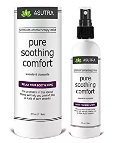 Best Lavender Pillow Spray That Helps You Sleep Better - Asutra