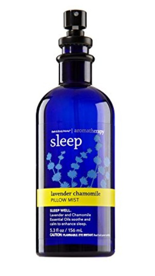 Best Lavender Pillow Spray That Helps You Sleep Better - Bath & Body Works