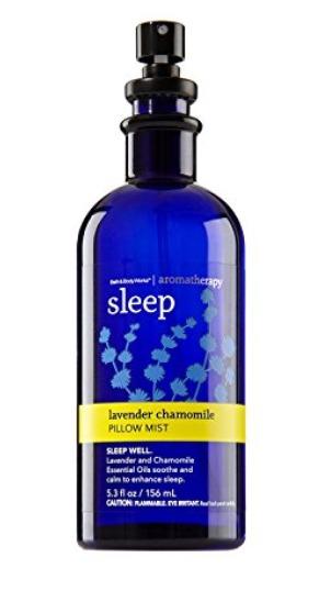 Best Lavender Pillow Spray That Helps You Sleep Better - Bath & Body Works