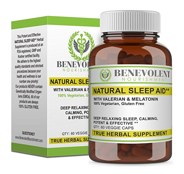 Best Valerian Root Supplement For Better Sleep Benevolent
