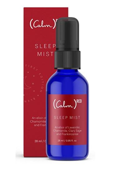 Best Lavender Pillow Spray That Helps You Sleep Better - Calm