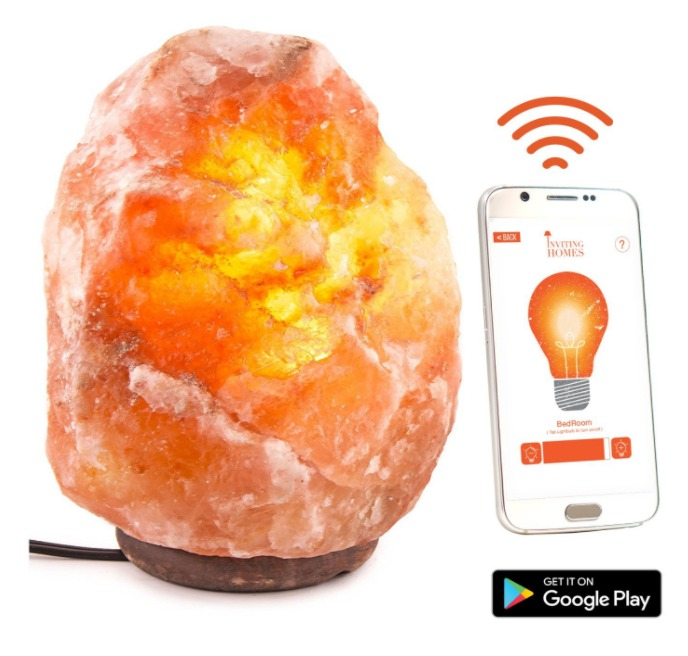 Best Natural Himalayan Salt Lamps - Inviting Homes