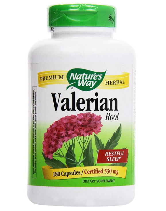 Best Valerian Root Supplement For Better Sleep - Natures Way