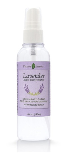 Best Lavender Pillow Spray That Helps You Sleep Better - Positive Essence