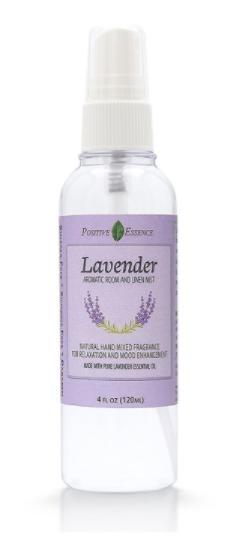 Best Lavender Pillow Spray That Helps You Sleep Better - Positive Essence