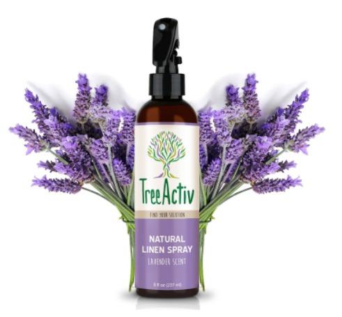 Best Lavender Pillow Spray That Helps You Sleep Better - TreeActiv