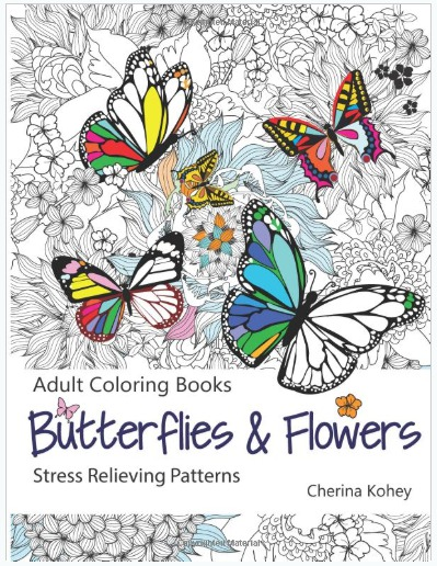 Best Adult Coloring Books For Stress Relief And Anxiety