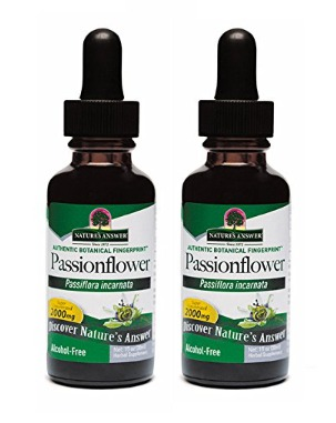 Best Passion Flower Supplement For Anxiety - Nature's Answer