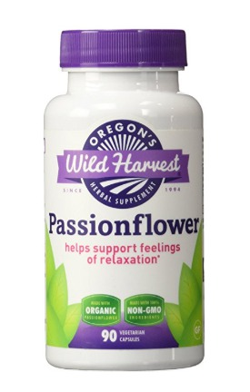 Best Passion Flower Supplement For Anxiety - Oregon's Wild Harvest
