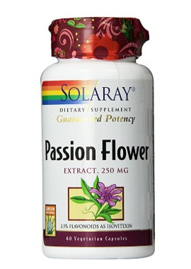 Best Passion Flower Supplement - Solaray