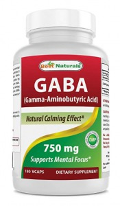 The Best GABA Supplements