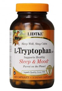 Best L Tryptophan Supplements For Anxiety And Sleep