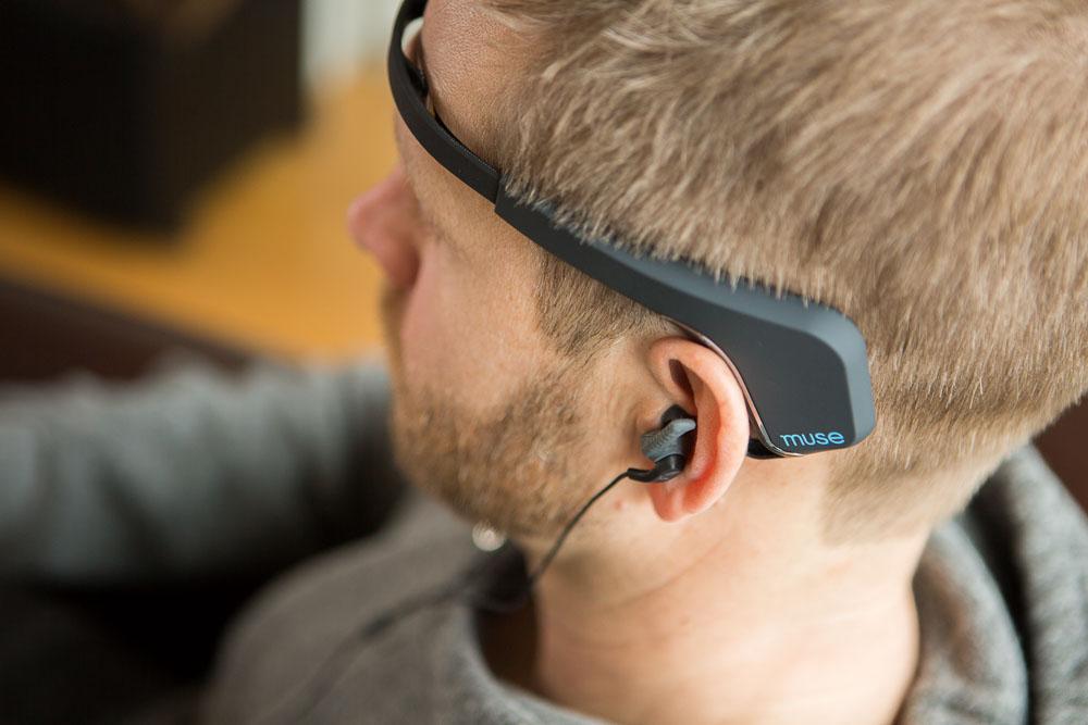 Muse, The Brain Sensing Headband