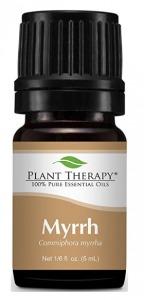 Best Myrrh Essential Oils