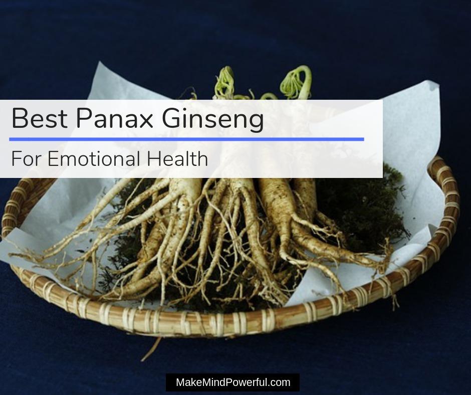 Best Panax Ginseng