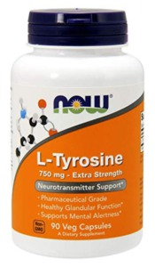 Best L-Tyrosine Supplements