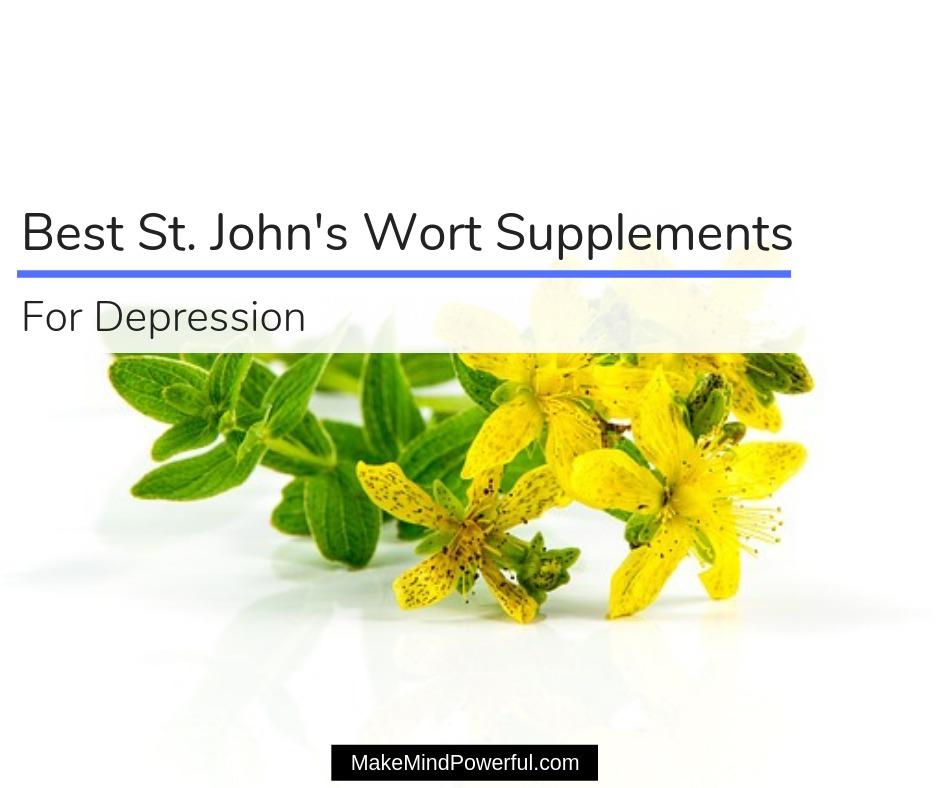 Best St. John's Wort Herbal Supplements