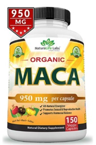 Best Organic Maca Root Supplements
