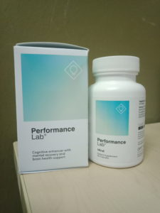 Performance Lab Mind Supplement Review