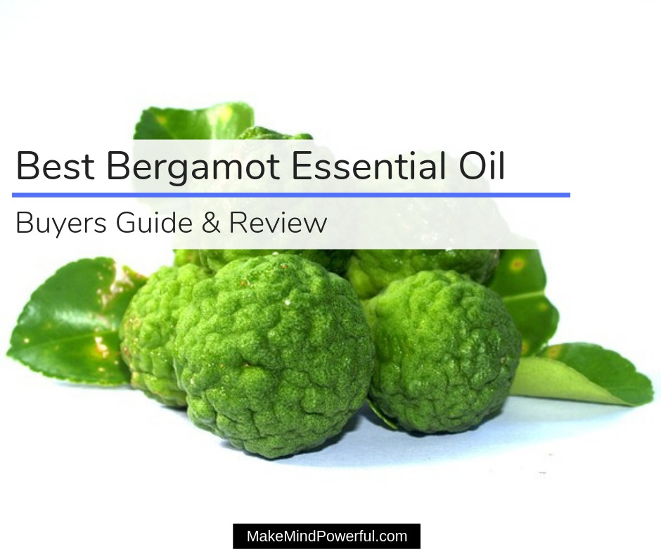 Best Bergamot Essential Oil
