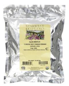 Best Organic Turmeric Powder