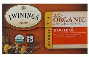 Best Organic Rooibos Tea