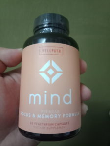 Wellpath Mind Focus & Memory Formula Review