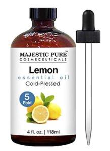 Best Lemon Essential Oil