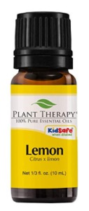 Best Lemon Essential Oil