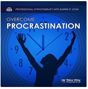 Hypnosis For Procrastination